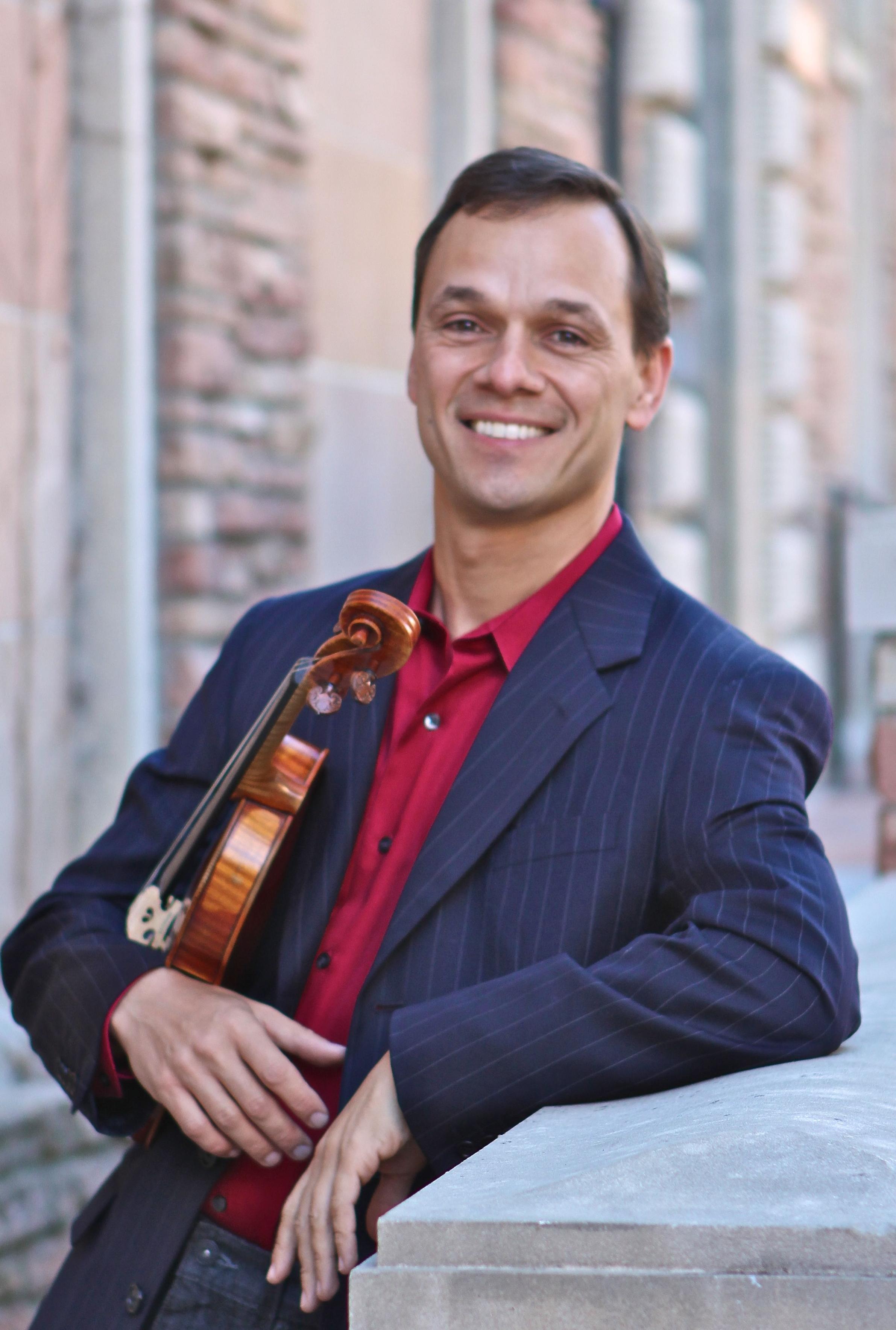 Charles Wetherbee , violin