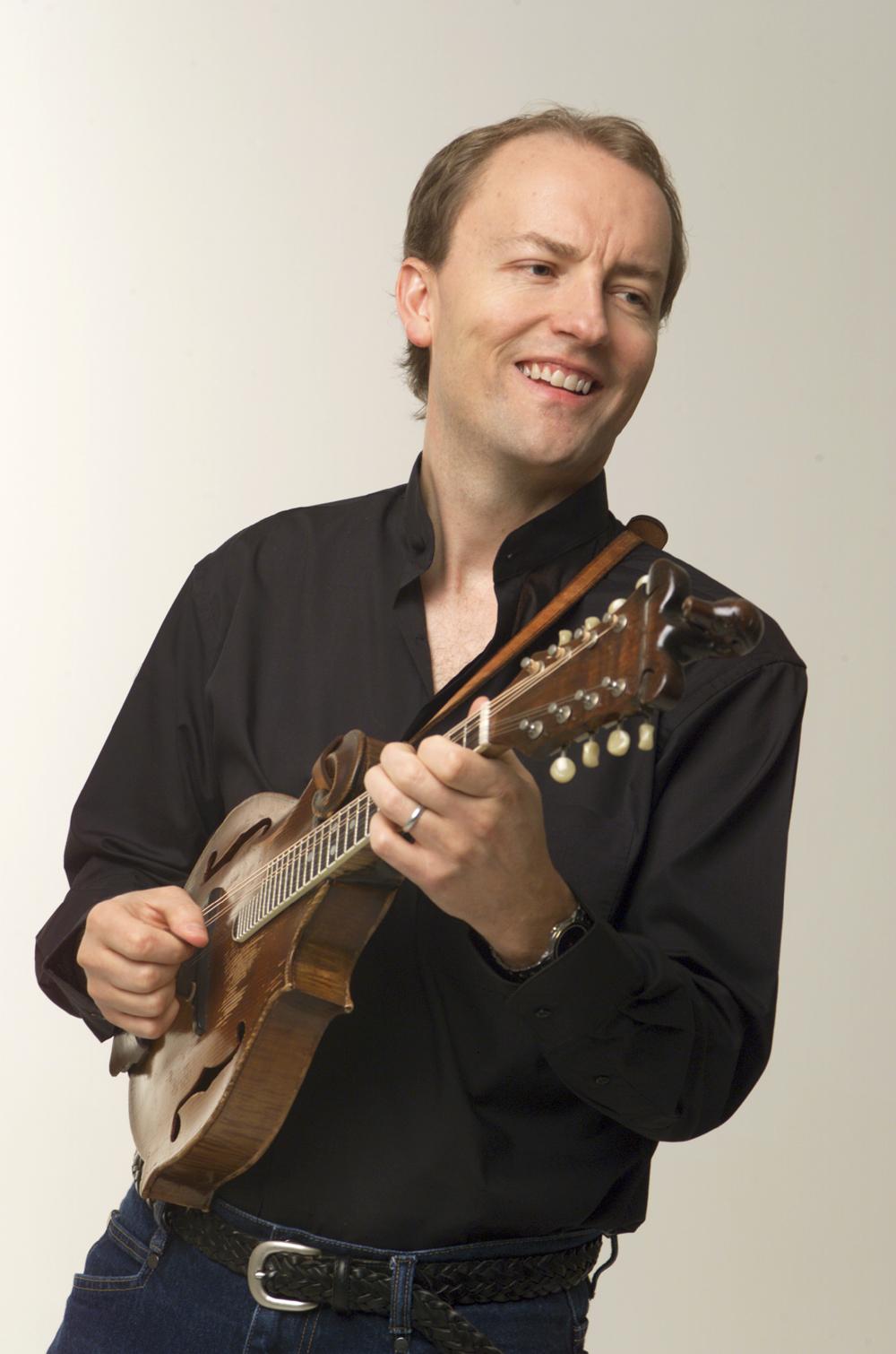 Jeff Midkiff, mandolin