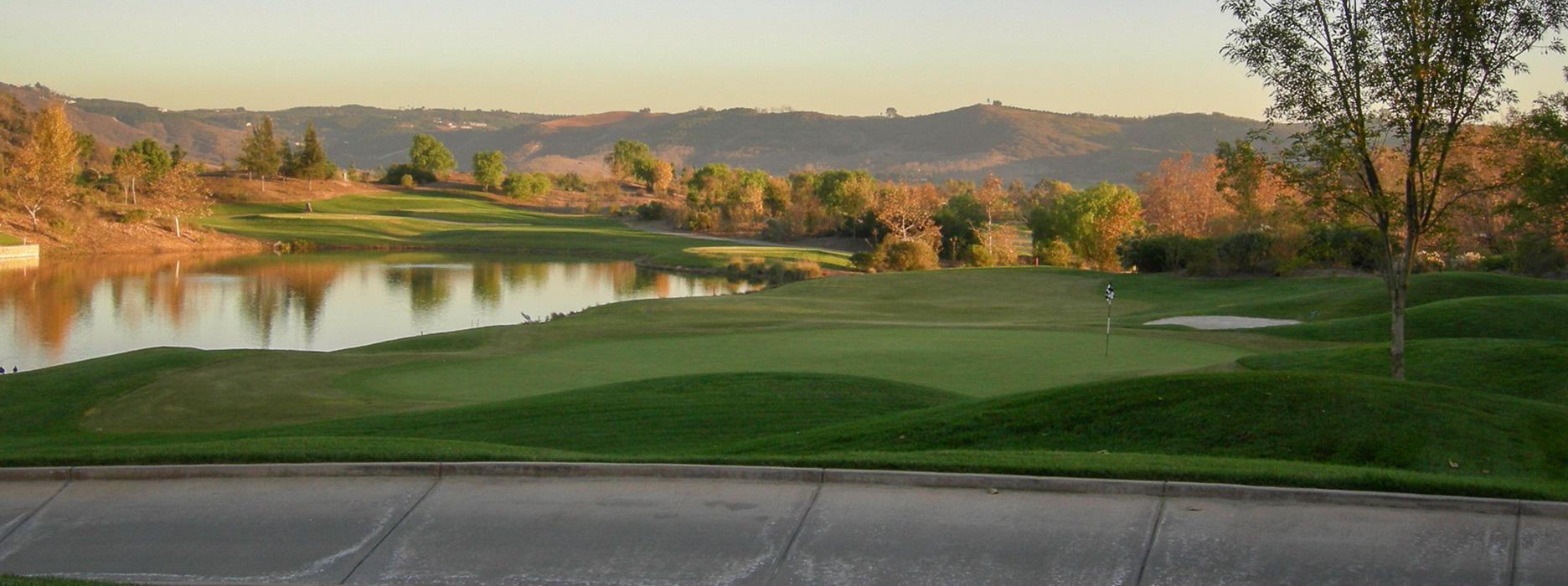 The Golf Club of California in Fallbrook