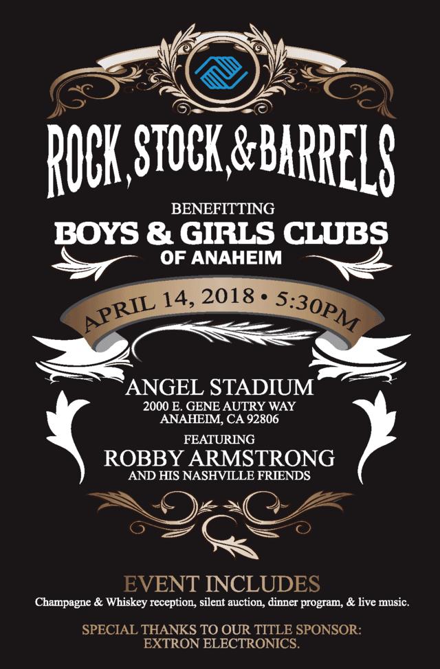 Boys and Girls Club of Anaheim Gala