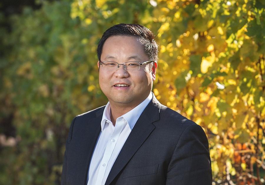 A favourite of Yang Shen, Estate Director, Cloudy Bay Vineyards