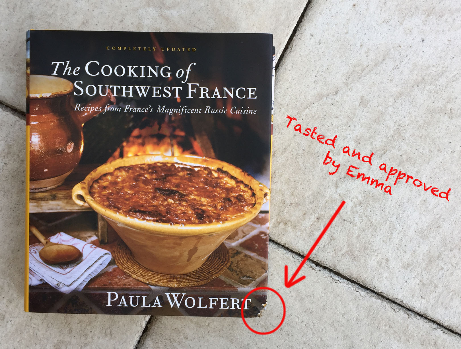 Cooking of Southwest France by Paula Wolfert