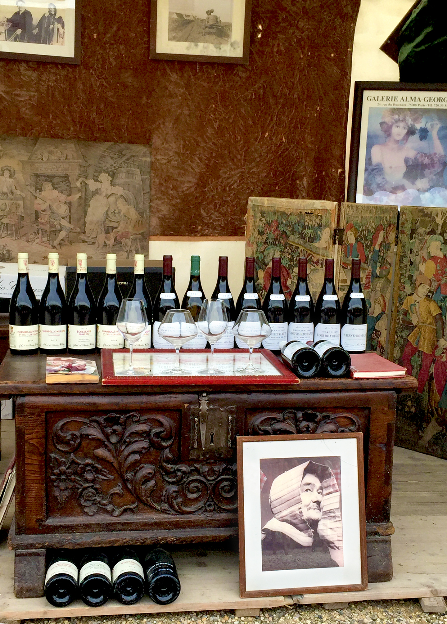 Wines from Burgundy!