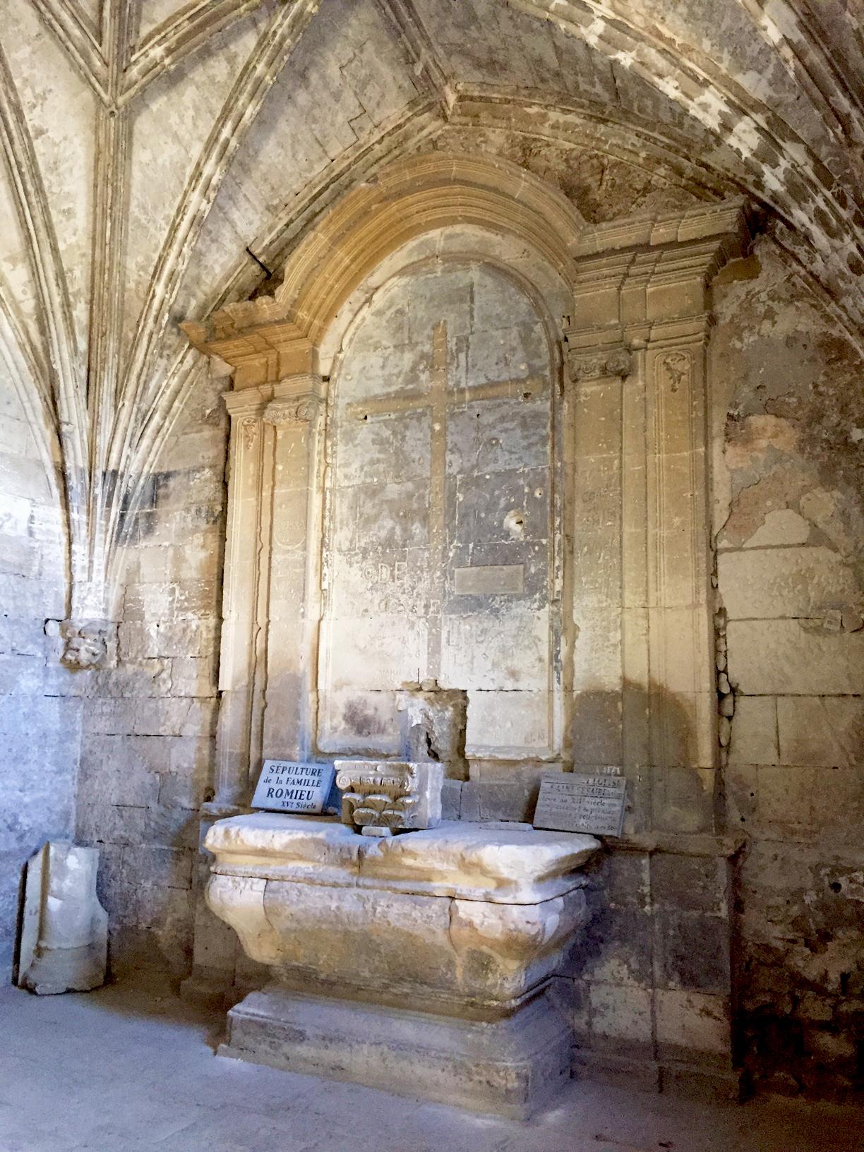 Saint-Accurse chapel (1520)