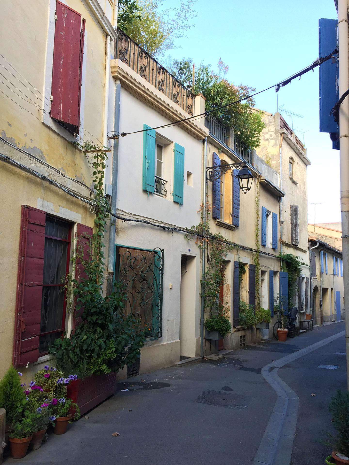 Rue Pierre Euzeby
