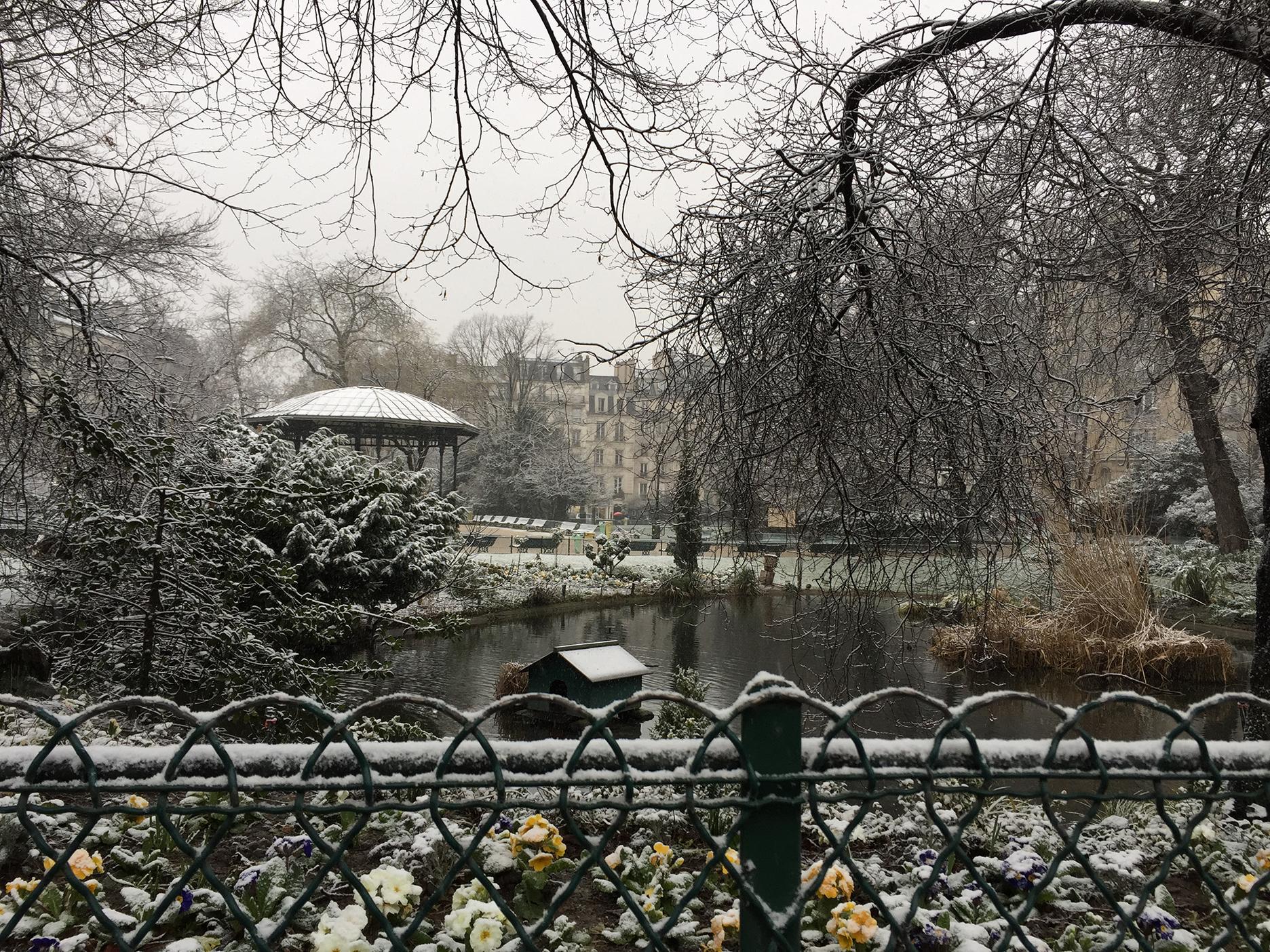 Square du Temple, 3rd arrondissement