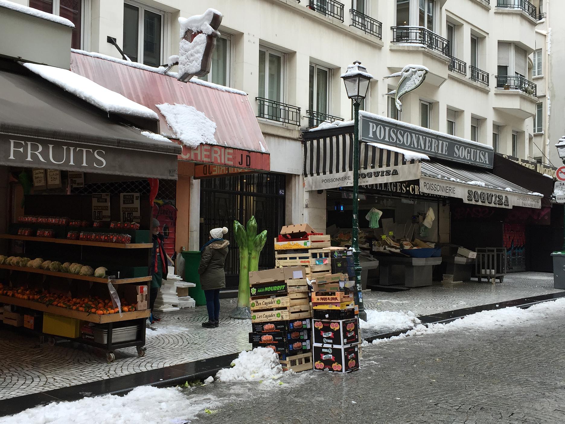 Rue Montorgeuil, 2nd arrondissement