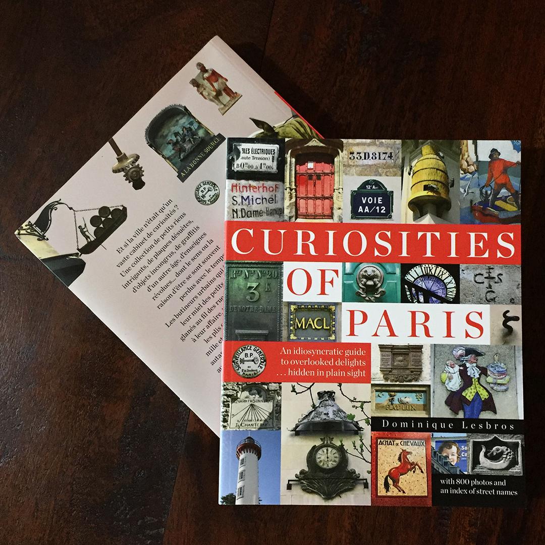Curiosities of Paris-1
