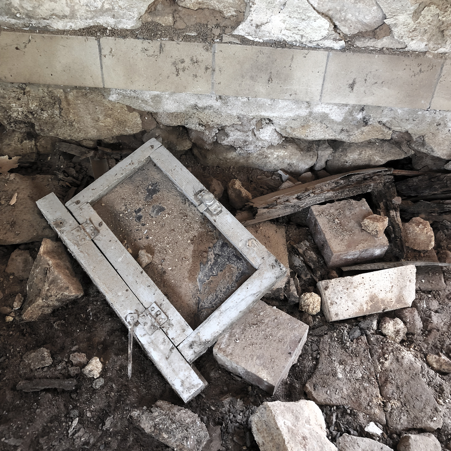 Demolition window