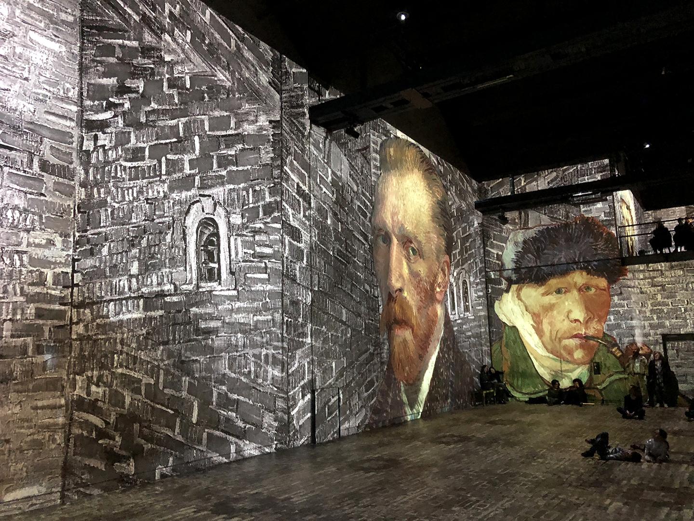 Van Gogh's portraits