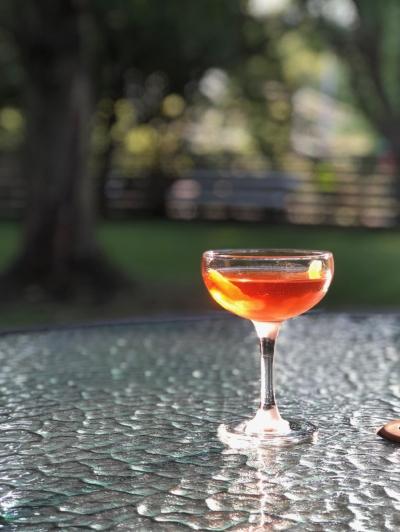 Pink Gin - photo credit: Greg Azorsky (@kccool11)