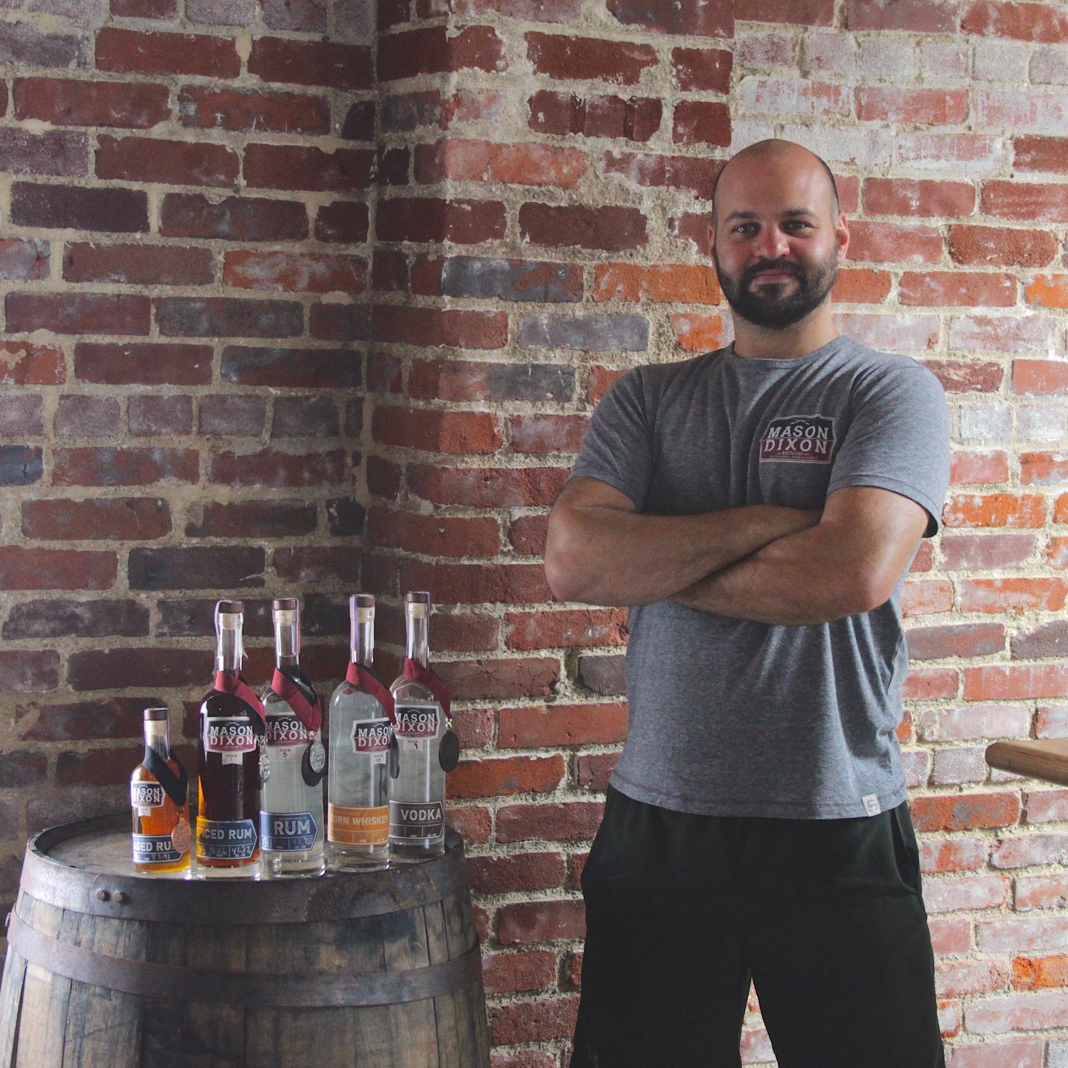 Yianni Barakos, Mason Dixon Distillery