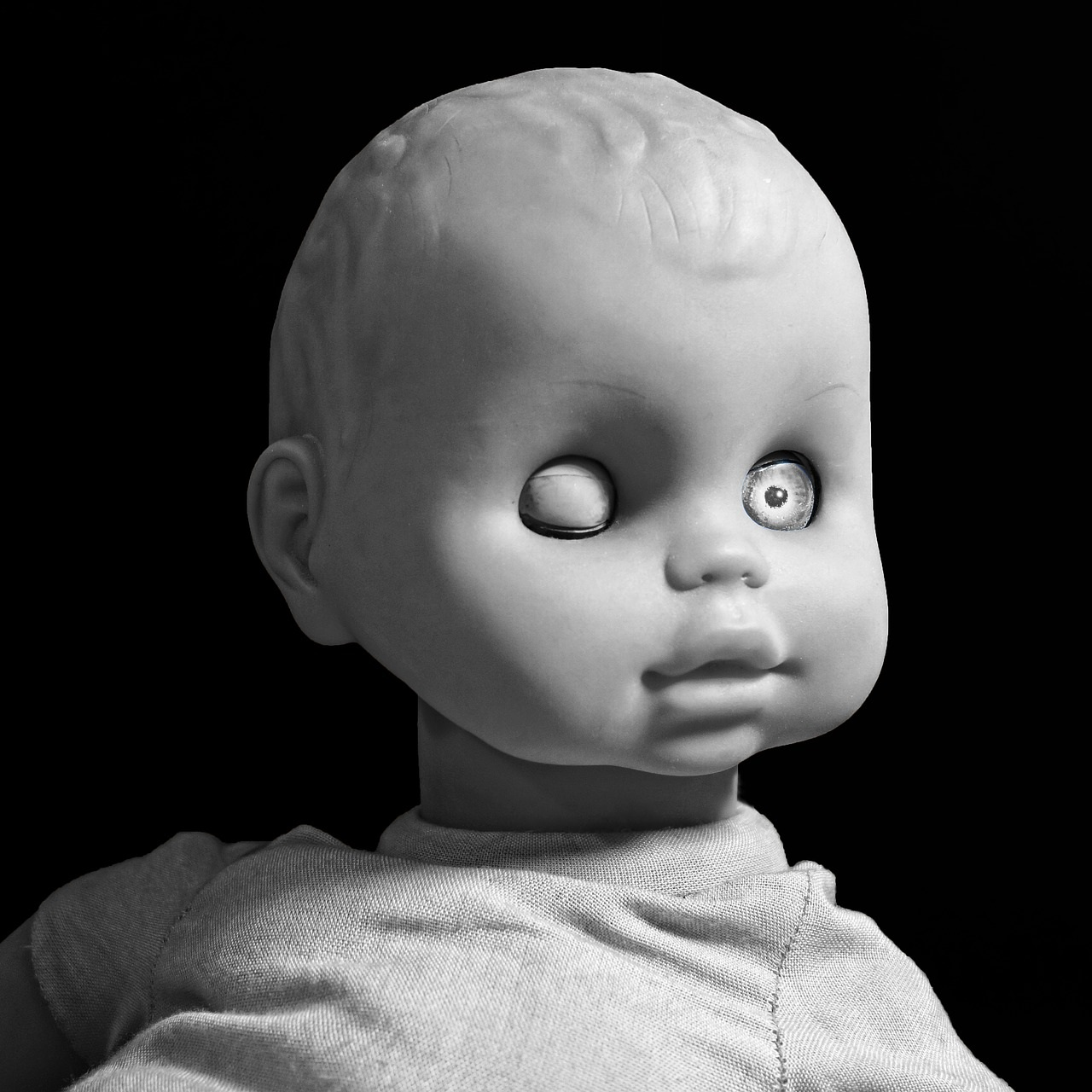 Creepy dolls are a great example of The Uncanny Valley