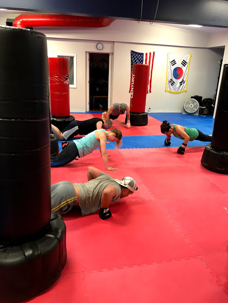 Fitness Elite - Unlimited Fitness Classes (Includes Kickboxing, Powerfit, Muay Thai and BootCamp)$75 per month