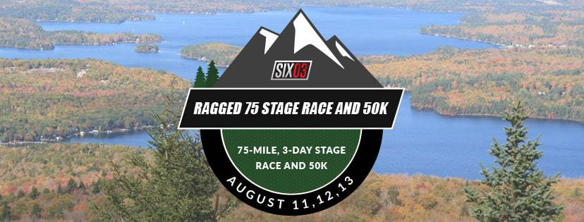RAGGED 75 3 DAY STAGE RACE & 50K
