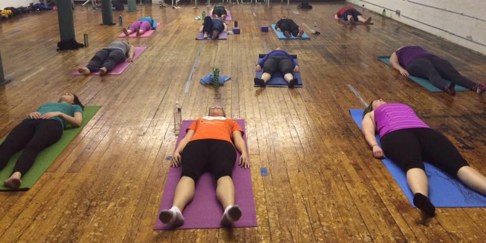 #BlueStarPilates provides mat classes around #Portland, #Maine led by Morgan Surkin