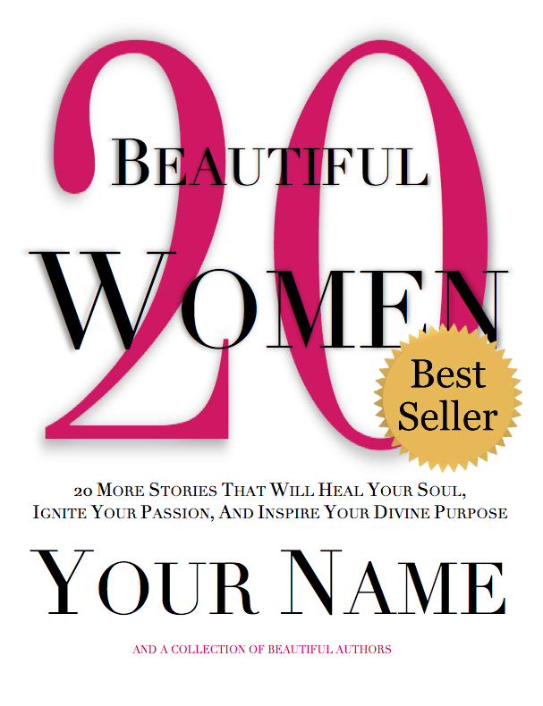 "20 Beautiful Women  ""20 Stories That Will Heal Your Soul, Ignite Your Passion And Inspire Your Divine Purpose"" is a collection of personal short stories from 20 authors, speakers, and life coaches bonding together for the common goal of sisterhood, and to transform women from the inside out."""