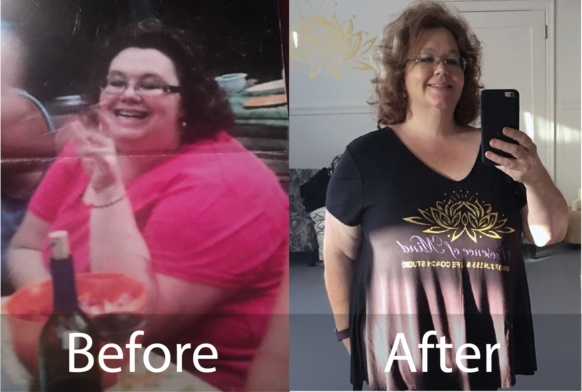 By incorporating mindfulness into everyday practices, MJ has undergone a transformational weight loss. Read more here:     Essential Living Maine :  My Mindful Weightloss Journey