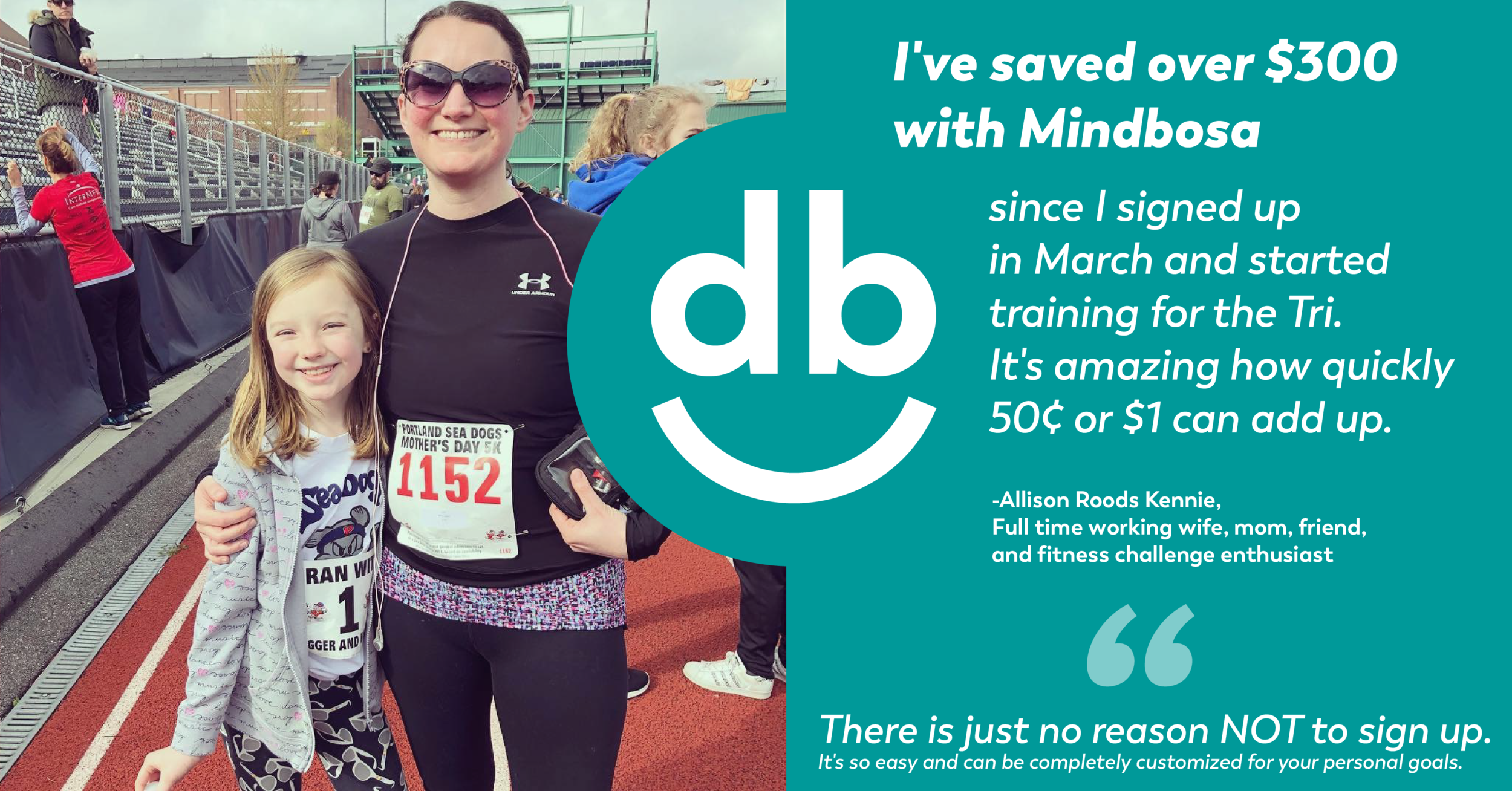Allison is a full time working wife, mom, friend, and fitness challenge enthusiast.  Read More