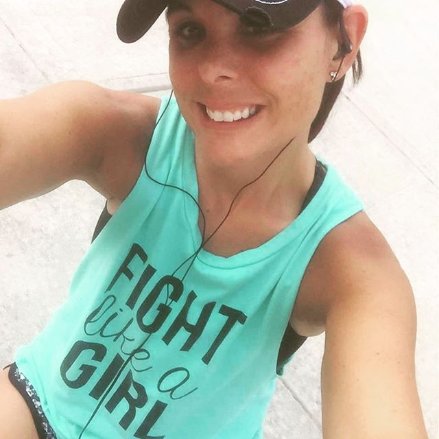 "Wishing our running ambassador, @christine._whitesell the best of luck running the Bank of America #ChicagoMarathon on Sunday! ""Girl who loves to run, travel, the sun and the beach, her family, friends, and puppy Ellie!"" You got this! 🥇🏃‍♀️💸"