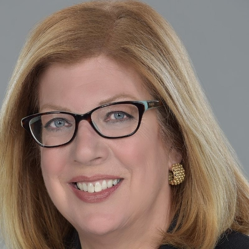 Headshot of Anne Mervenne