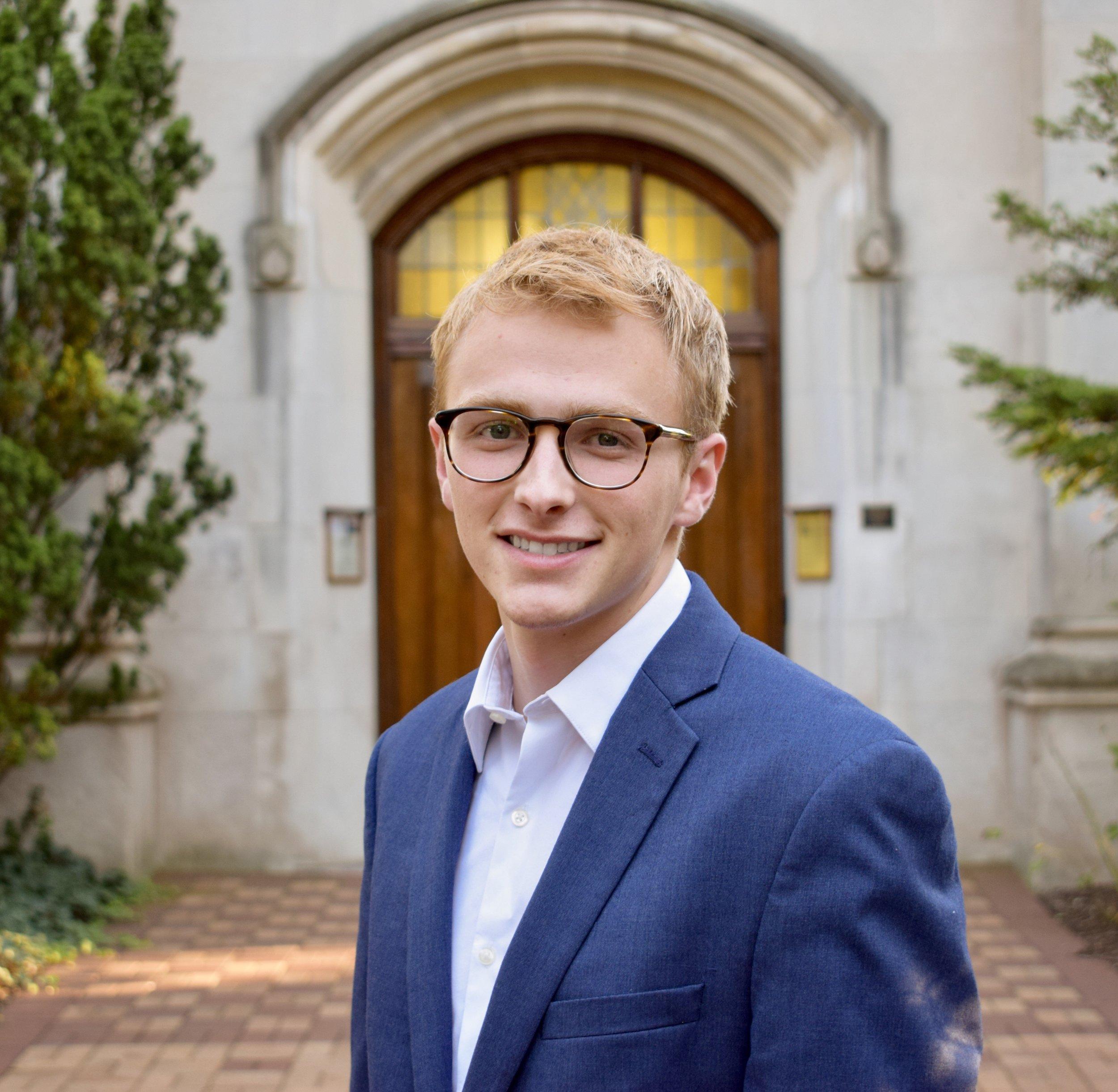 Jacob Cendrowski - Business Analyst