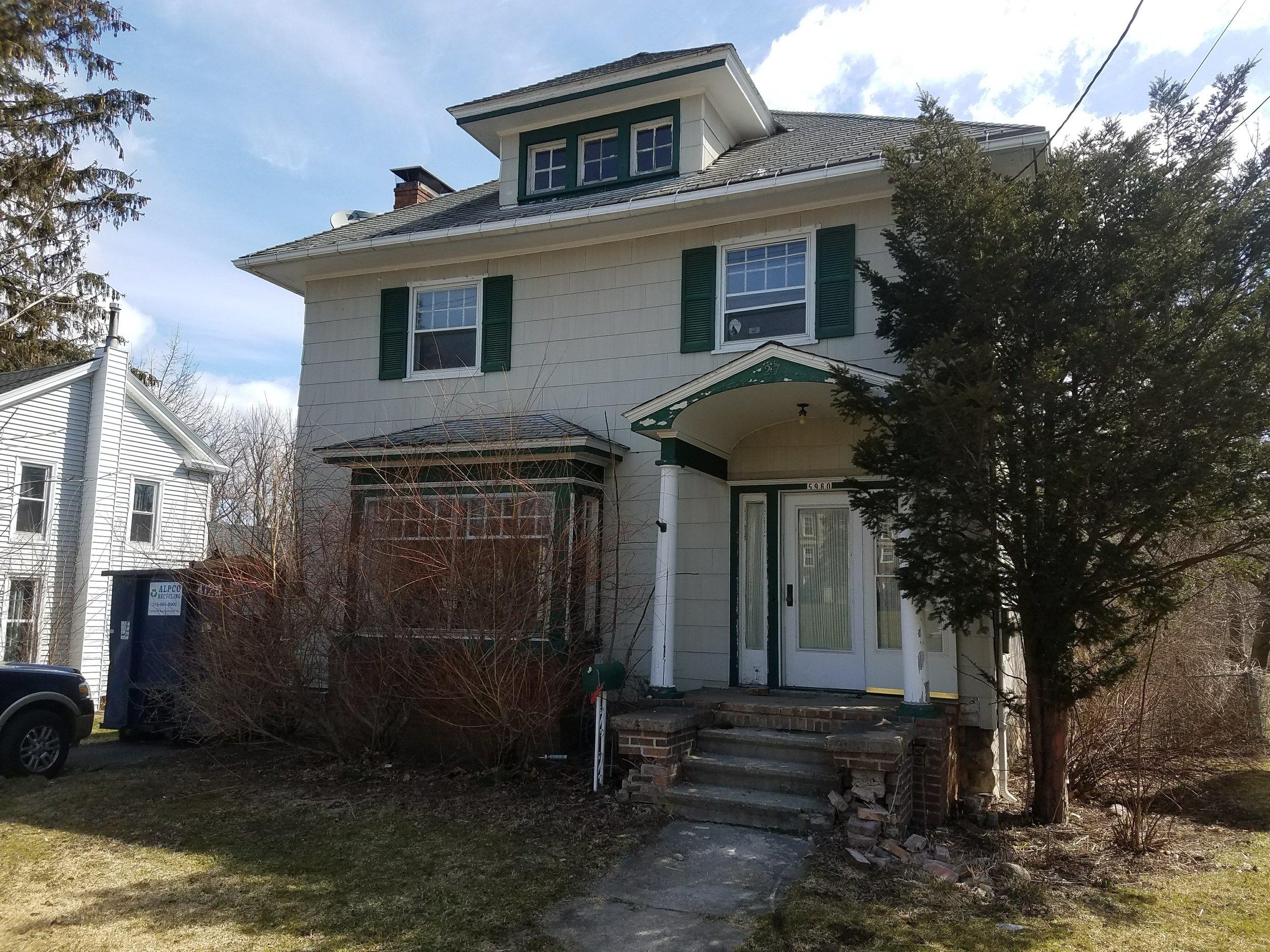 5960 New Hartford Street, Wolcott, NY 14590