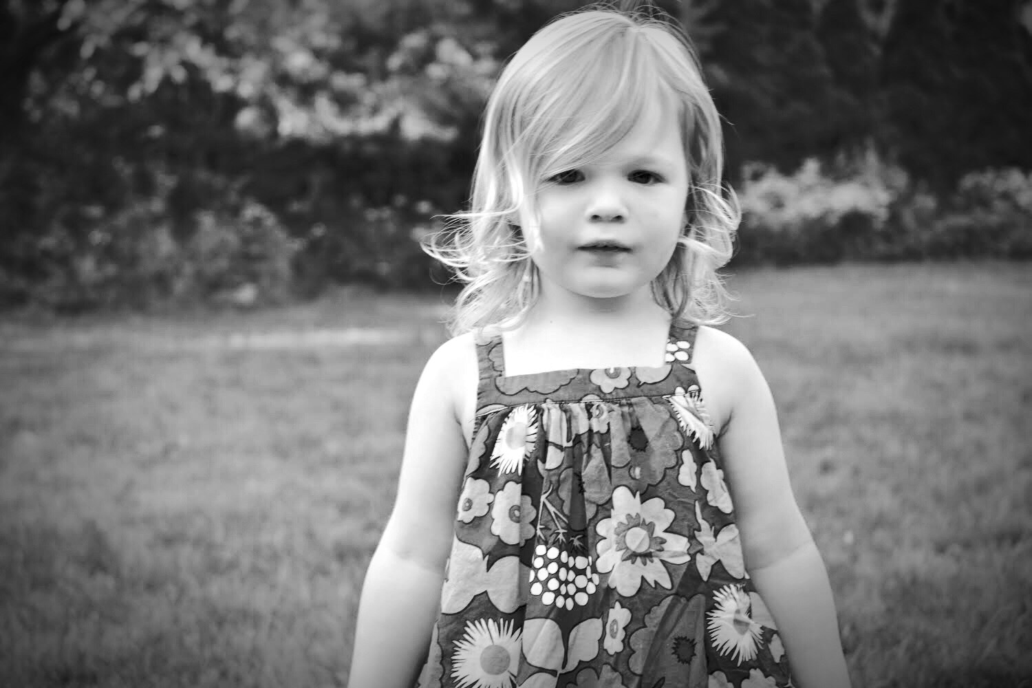Little Treasures Project | Out + About with Bailey