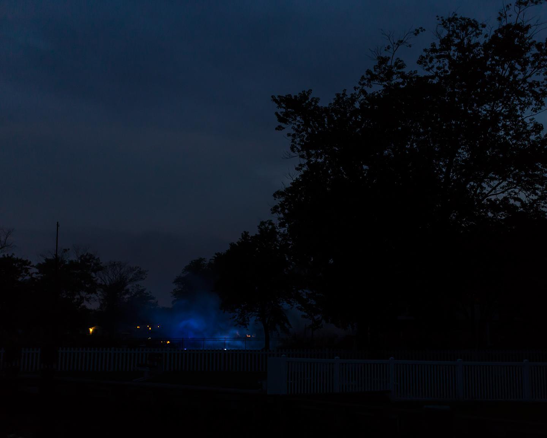 Fireworks Smoke, 2016