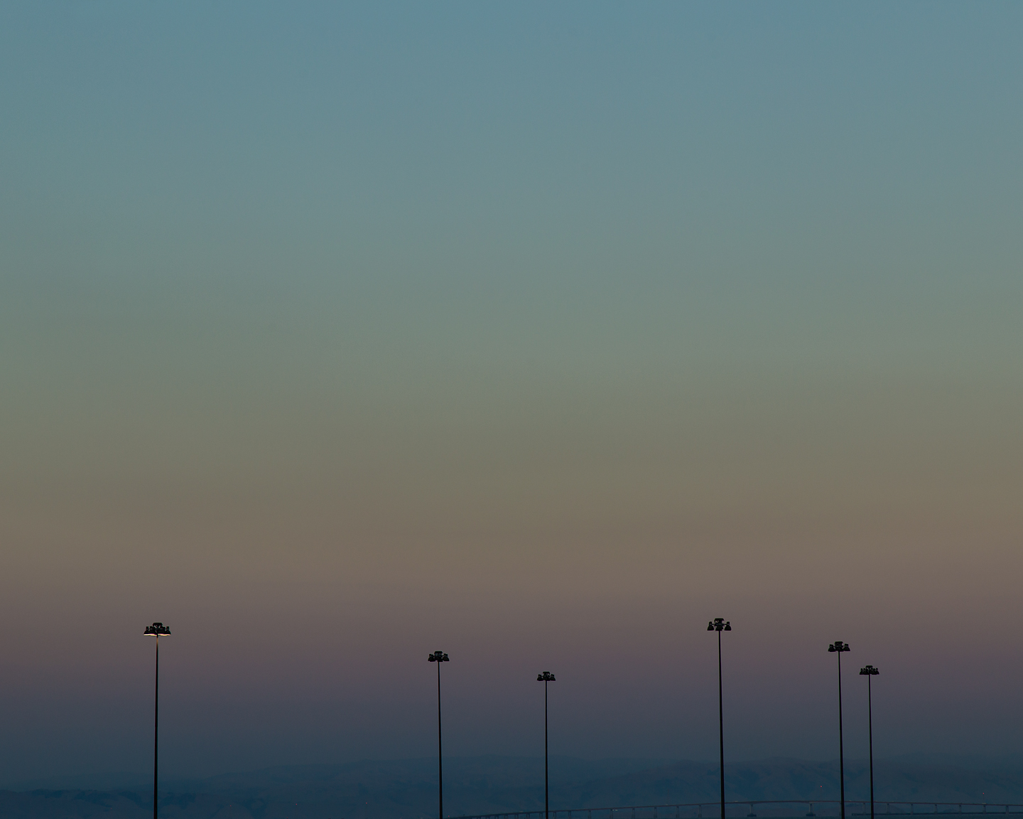 Airport Lights, 2016