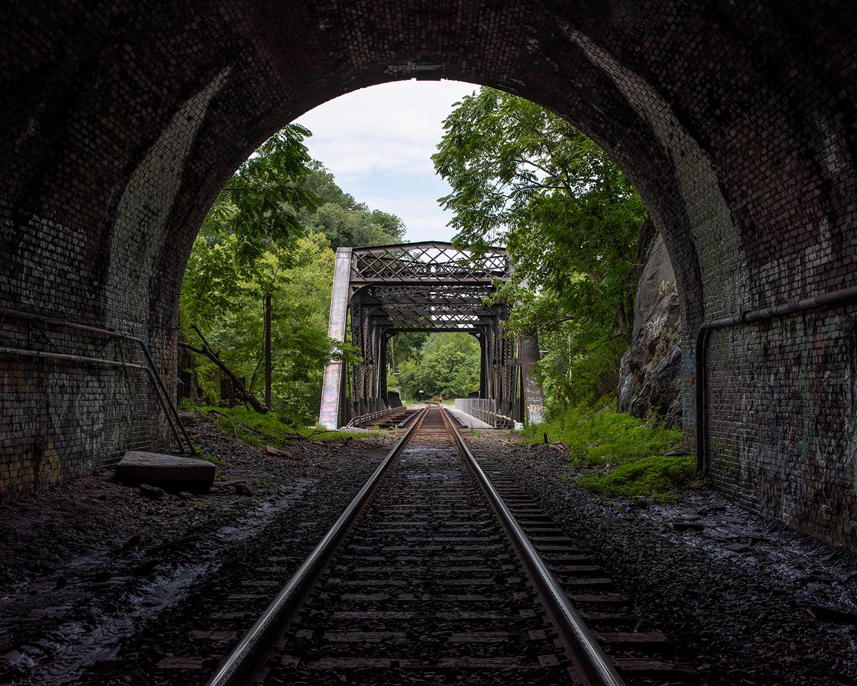 Rail Tunnel, 2018