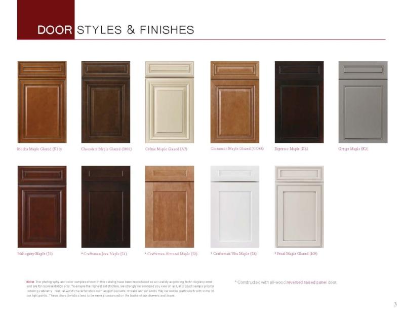 Grand J&K Cabinet Doors