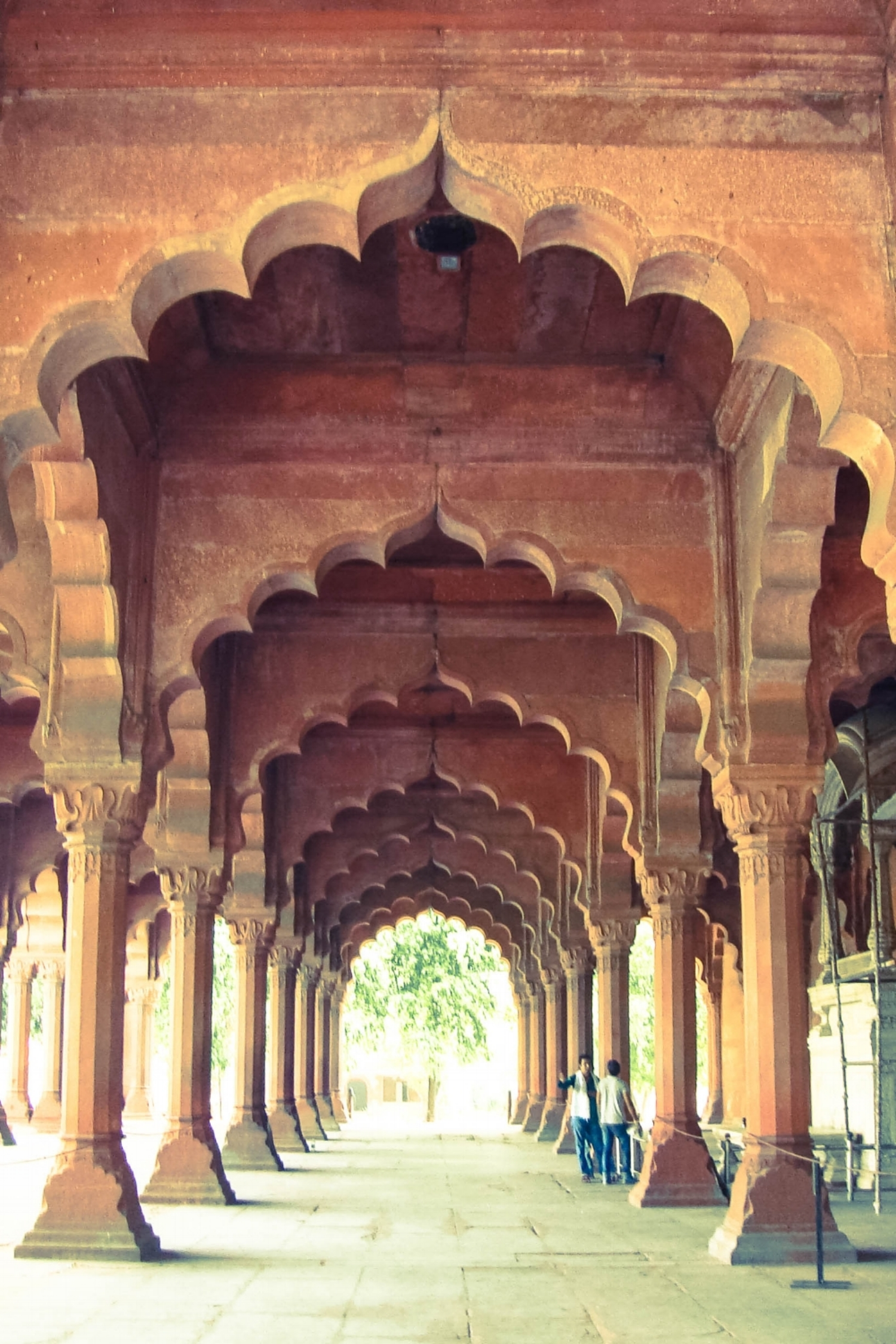10 Multiple arches at Red Fort Delhi.jpg