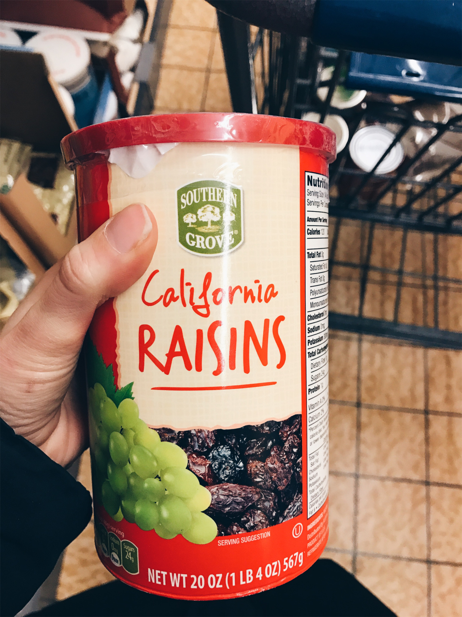 Another super easy snack. Many times in the evening my husband and I will throw some raisins, figs, and almonds in a bowl for a evening snack. ALDI has these in the mini boxes as well for grab'n'go.
