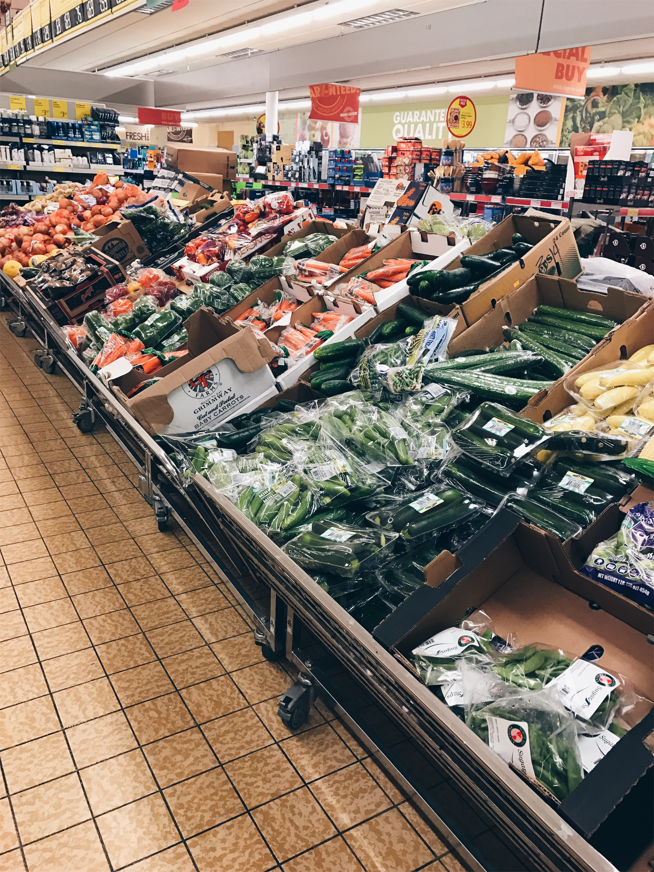 Get it!! They have amazing weekly sales which makes select produce items CHEAP. Aldi has really stepped it up the last year with bringing in a lot more organic produce. When I first started shopping at Aldi I was not impressed with their produce. I would come home with several hidden rotten items. And now i can walk in with my list 95% of the time items are in great condition.