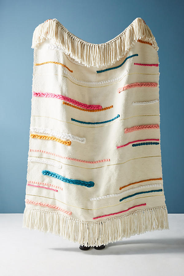 Woven Daydream Blanket