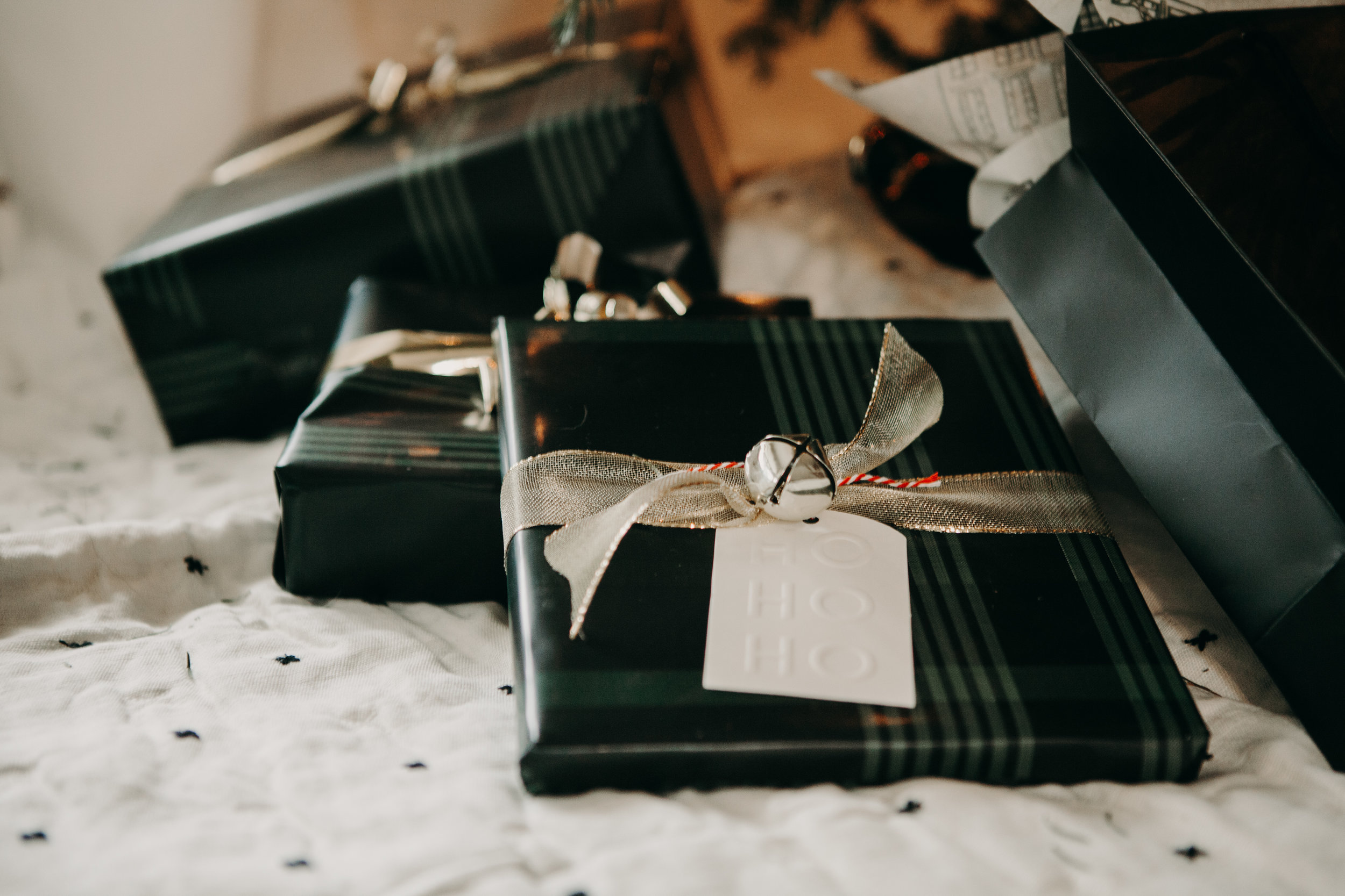 Gift Wrapping Inspo