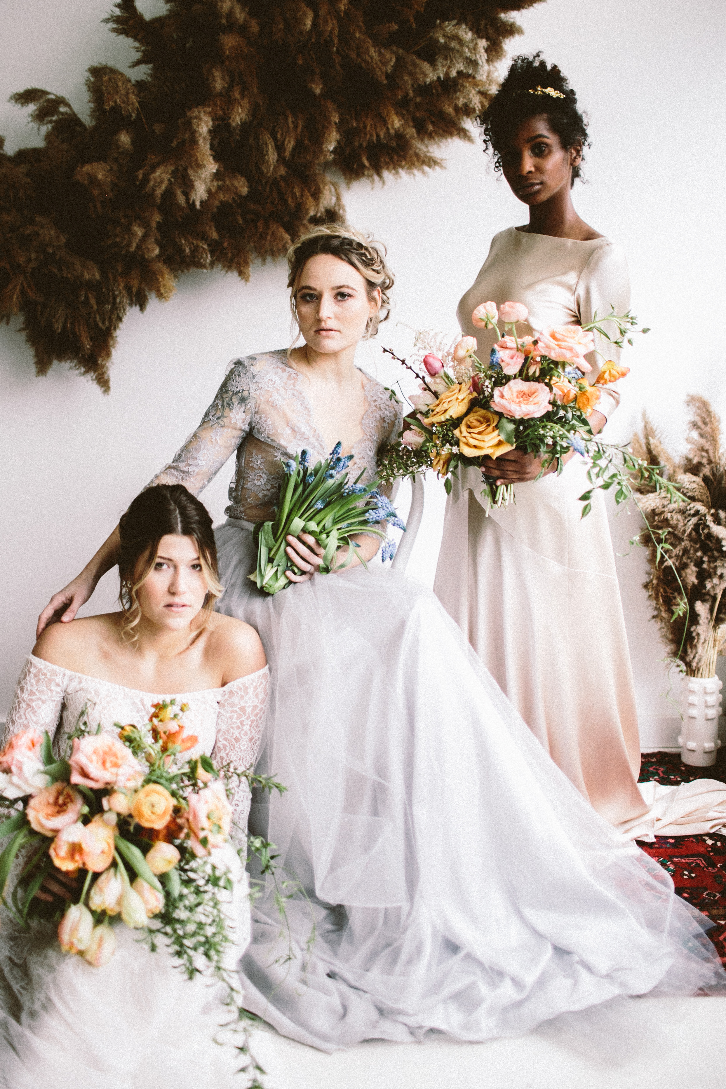 Simply Styled Ethereal Bridal Shoot