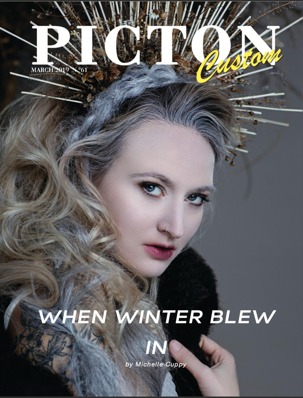 Picton Mag - when winter blew in