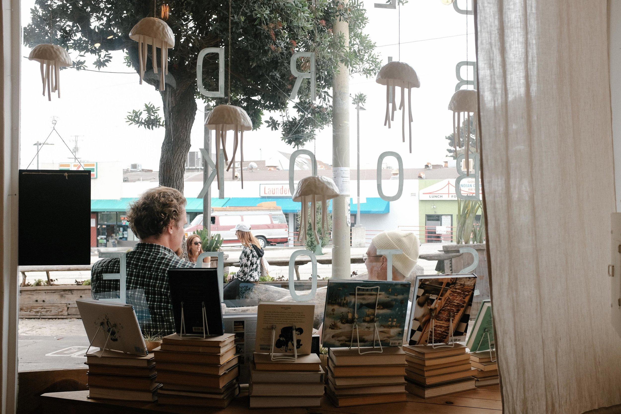 window display by  satchel rye