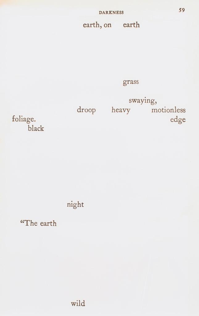 Darkness -