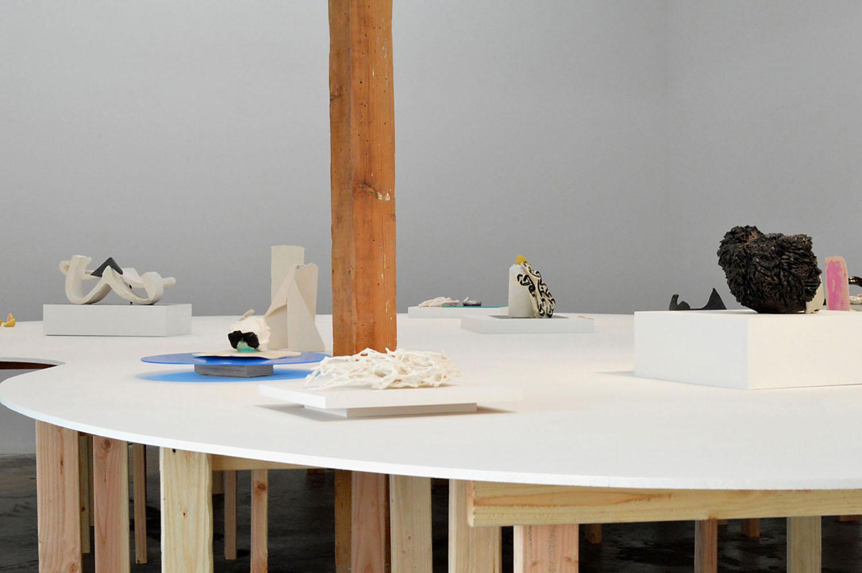 Echo  exhibition, (installation detail), Walter Maciel Gallery, 2014