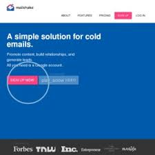 Milkshake   Simplest tool for cold  email  outreach for sales and marketing.