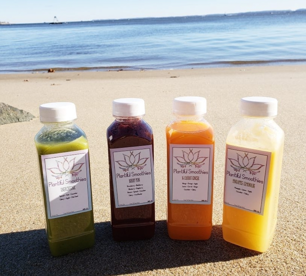 Plantiful Smoothies  - Besides being delicious, here are a few other incredible benefits from this amazing 4 Day Detox Program by Plantiful Smoothies by Angie Santiago.