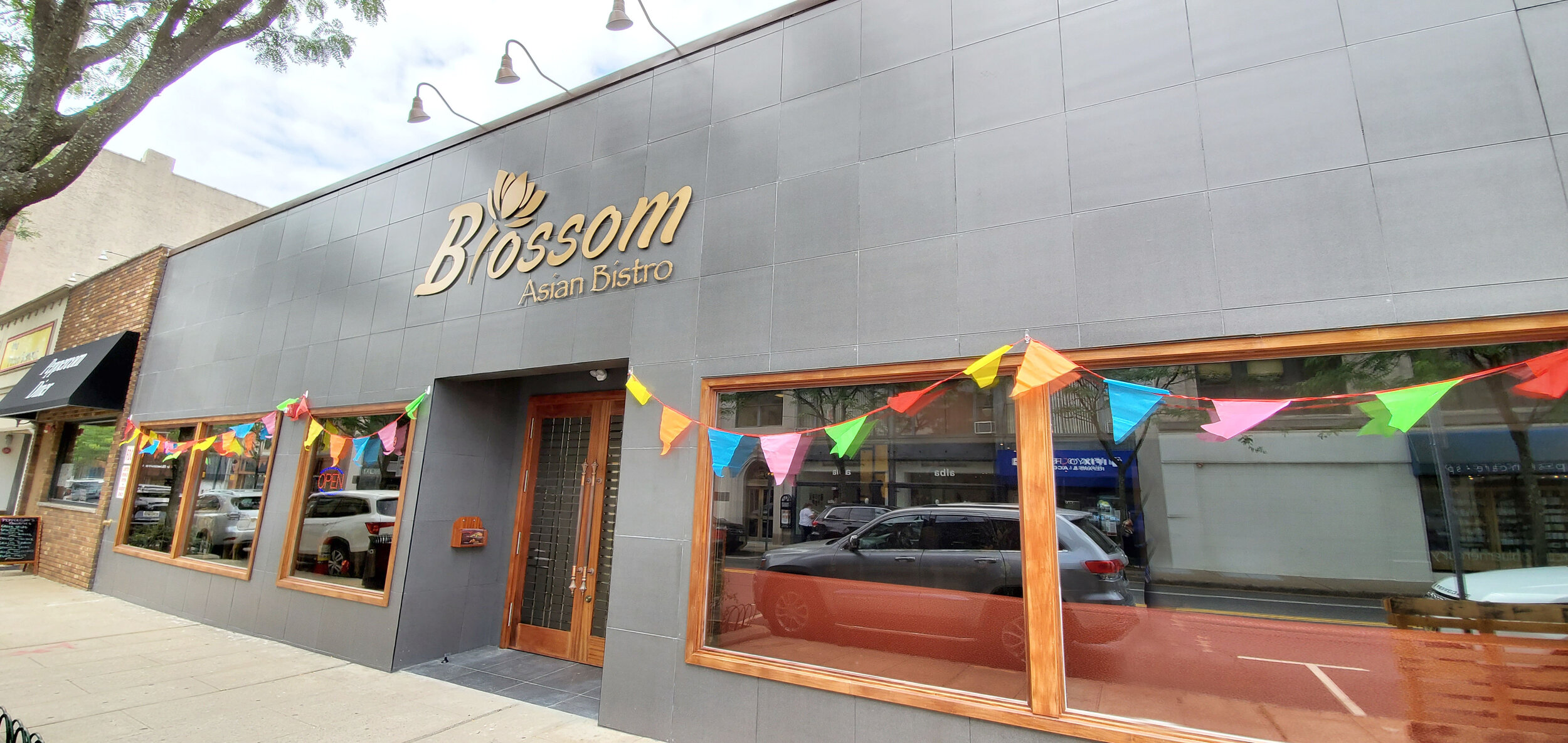 Blossom Asian Bistro #summitnj - An incredible Asian Fusion experience with a HUGE selection of Sushi Rolls in Summit!