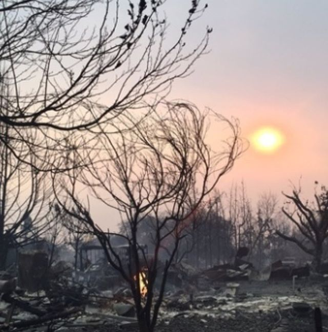 Parlor will make a donation run to the Petaluma Community Center later tonight to support those who have been displaced by the North Bay fires. We're receiving water, food, diapers, and clothing. We'll be here until 7pm tonight. Just knock! Your support is appreciated!