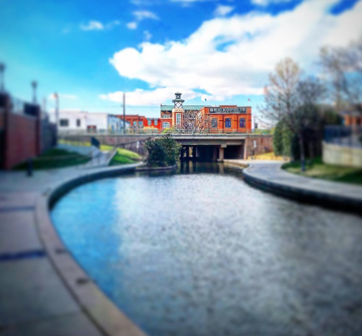 The Bricktown Canal