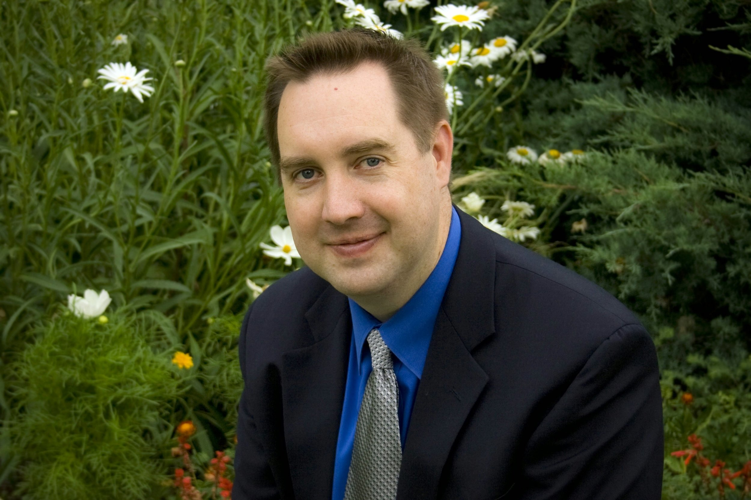 Jay Dew, Editor-in-Chief of the Texas A&M Press