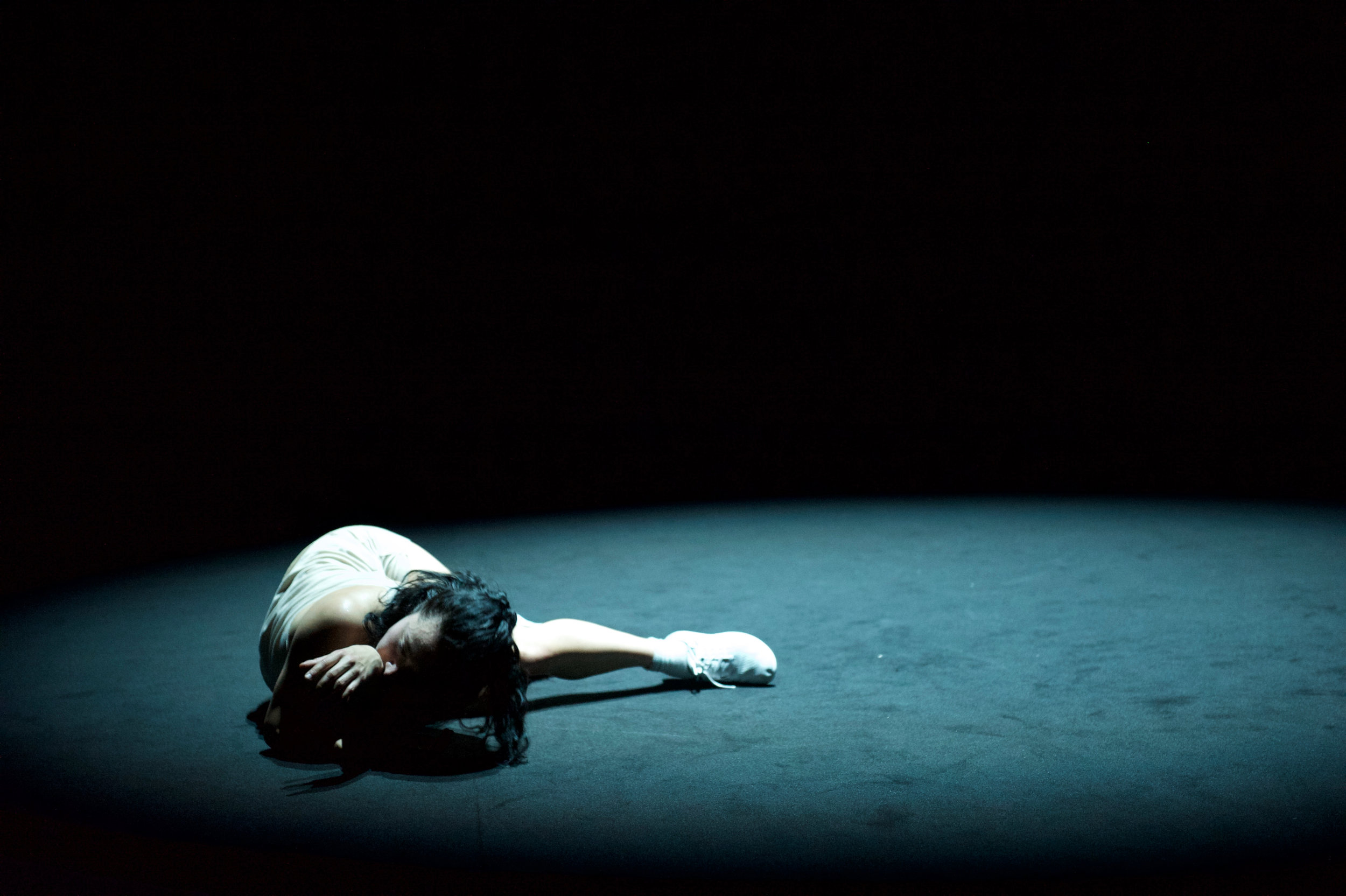 A Faint Existence - Kristina Chan