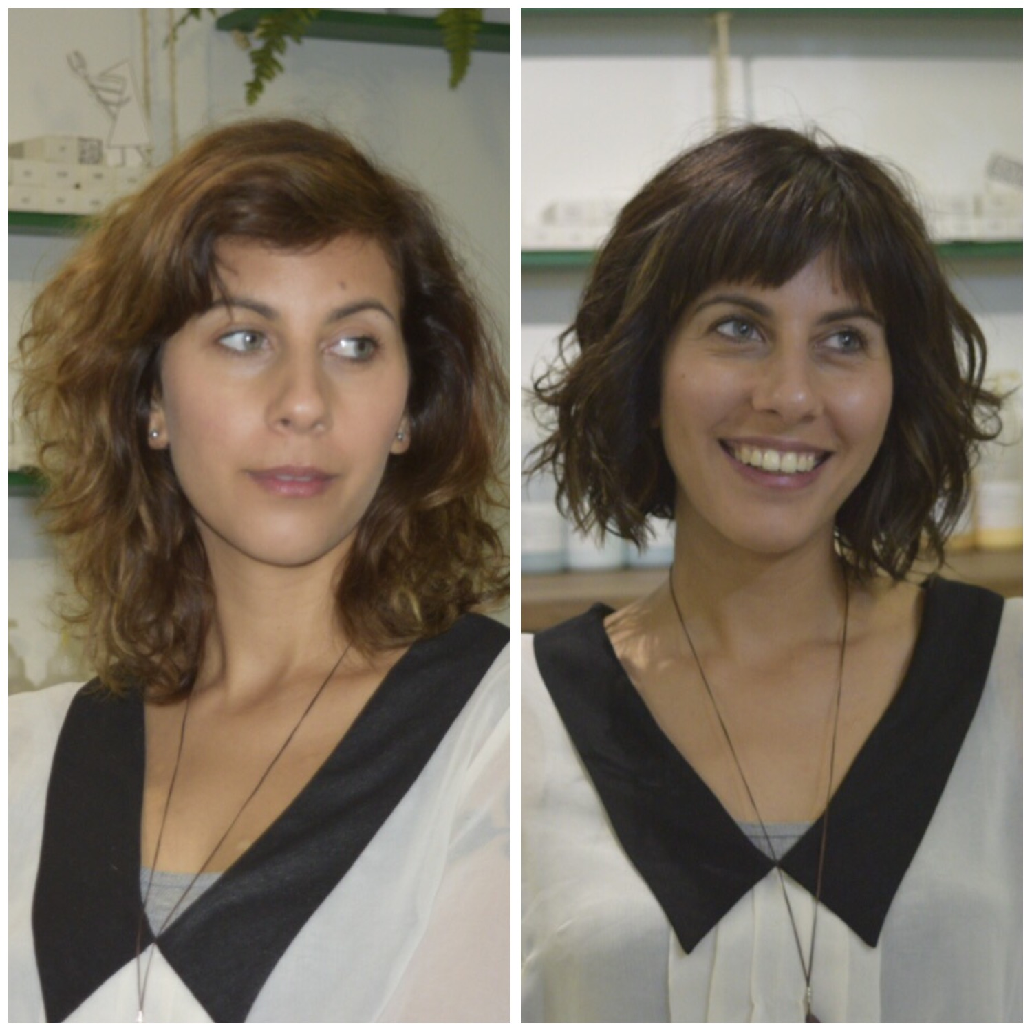 Natural fresh color transformation, achieving a healthy and vibrant look.